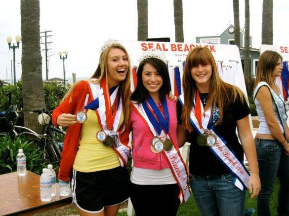 Seal Beach Run 2010