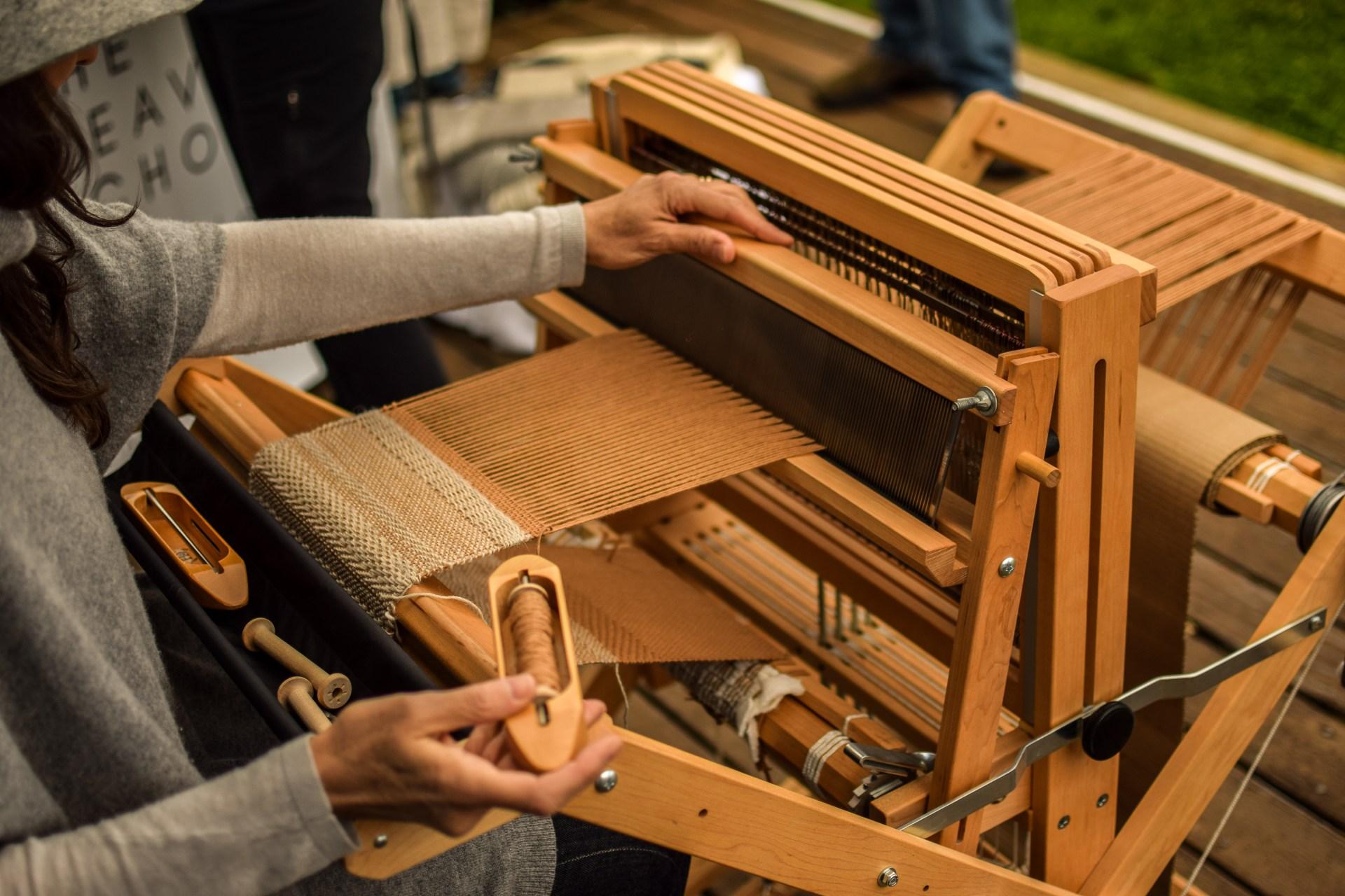 Fibershed Wool Symposium by Odyssey Designs