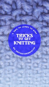 Tricks to Get Knitting by Odyssey Designs-1