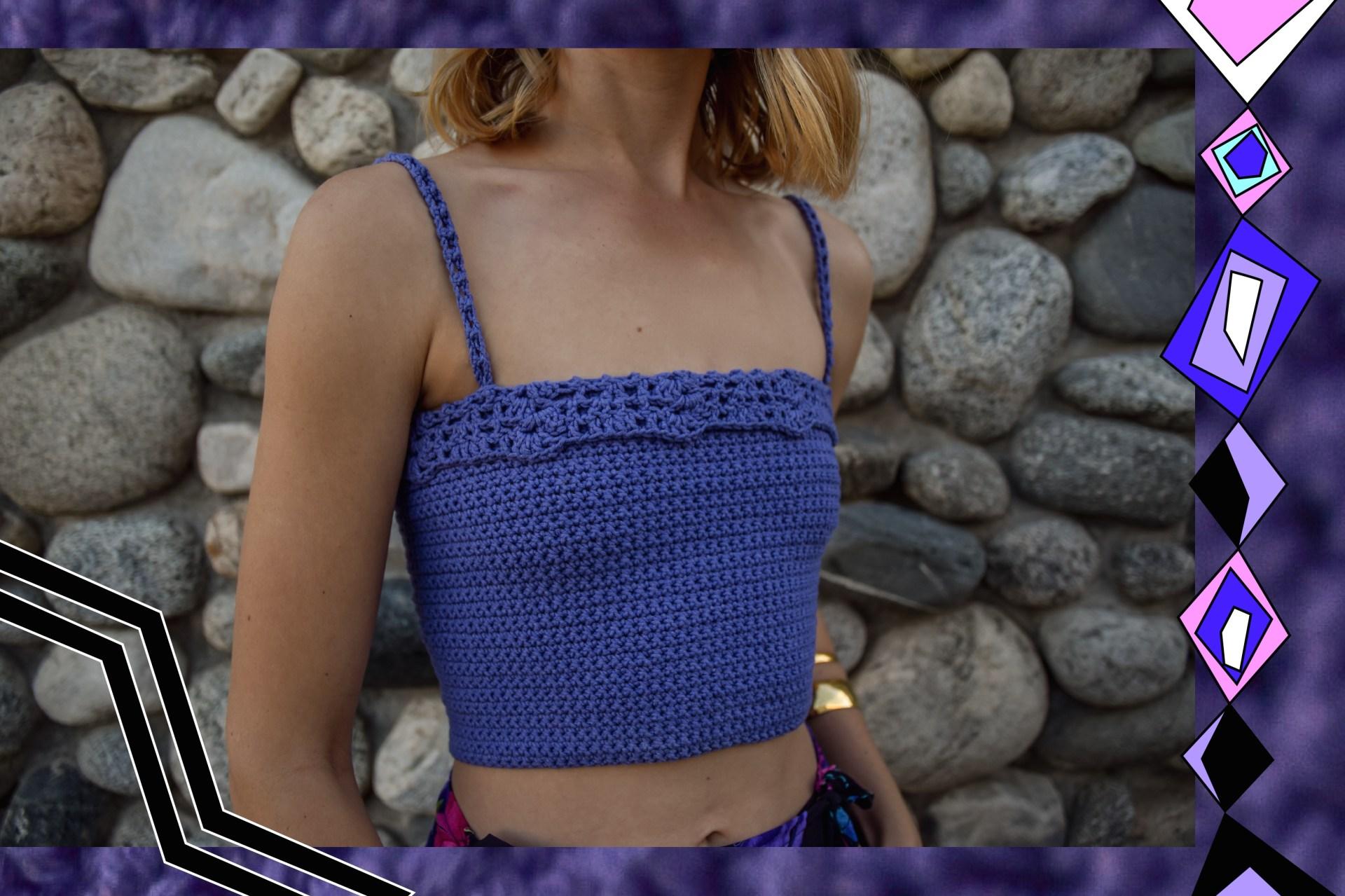 No Pressure Festival Crochet - 07