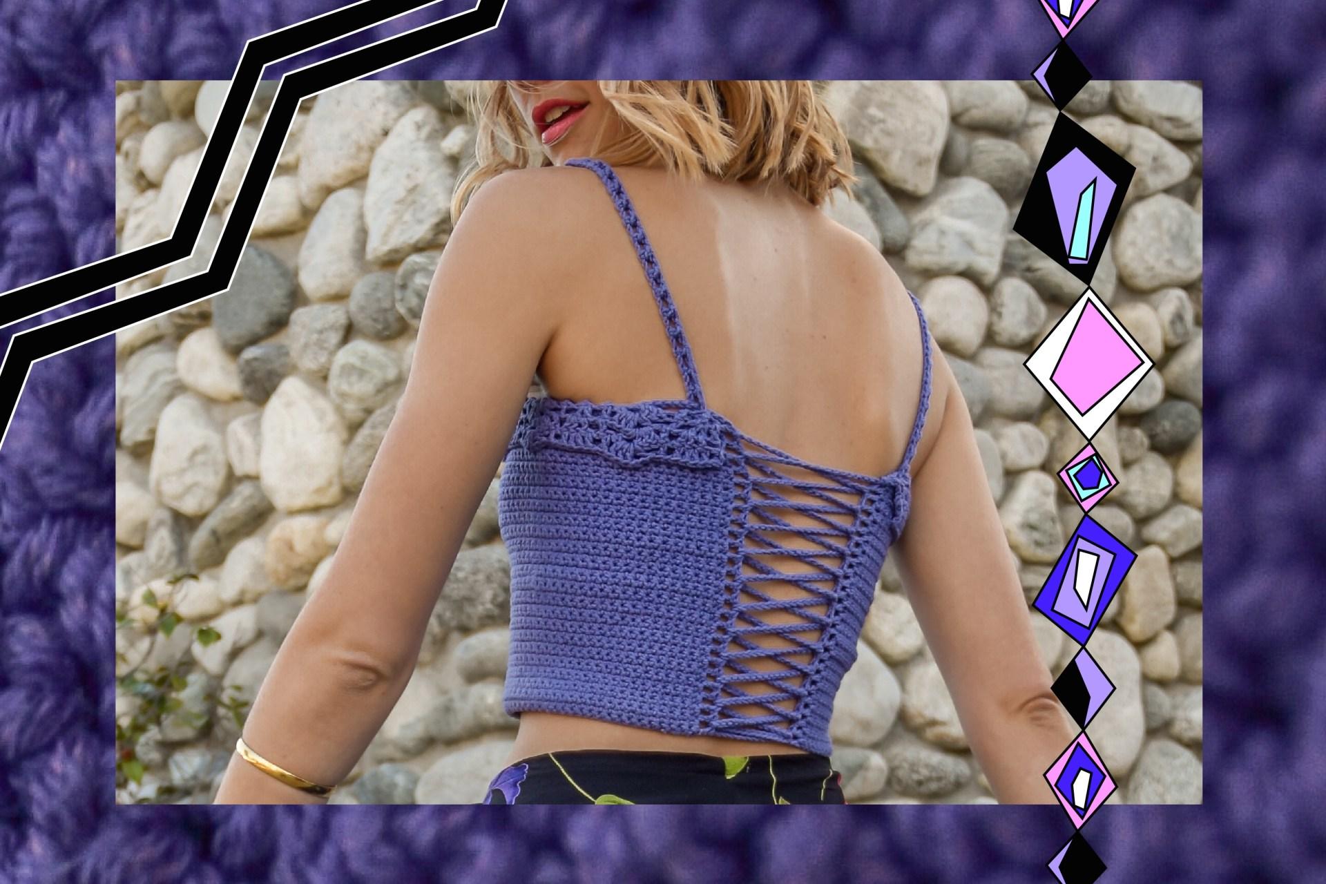 No Pressure Festival Crochet - 13