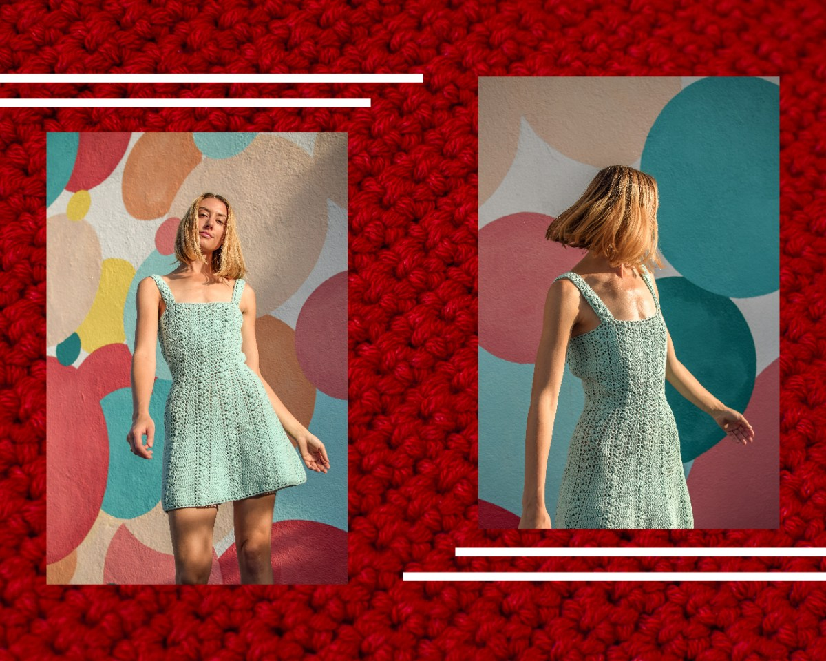 Fellin' Blue? Crochet Your Way To Happiness!