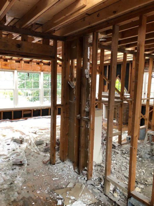 inside demolition
