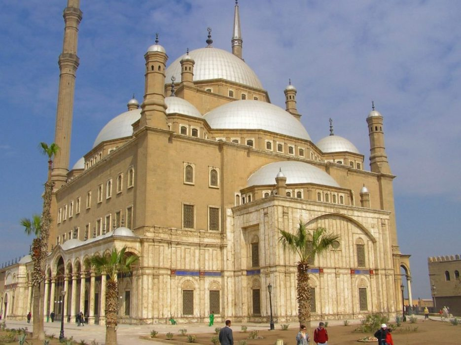 Cairo main mosque