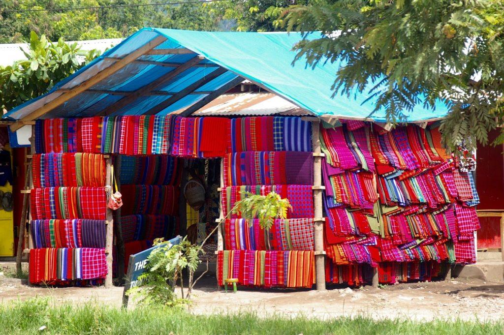 Masai cloth