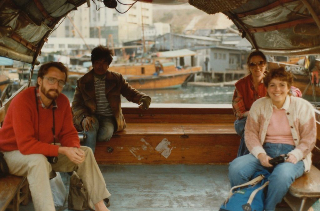 Craig, Donna & Debbie