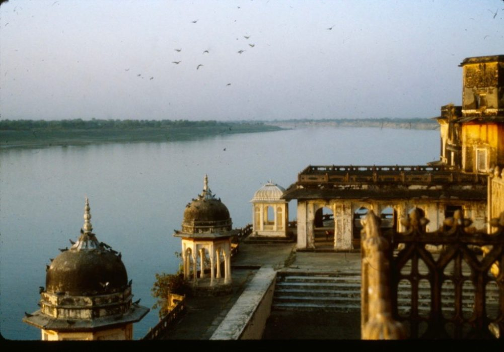 a maharaja's palace