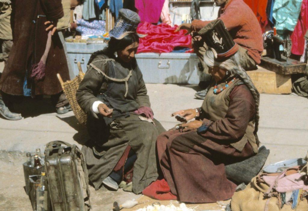 Ladhaki ladies
