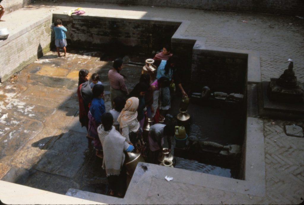 neighbourhood water supply