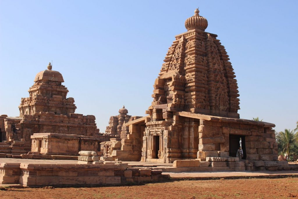 Pattadakal temple