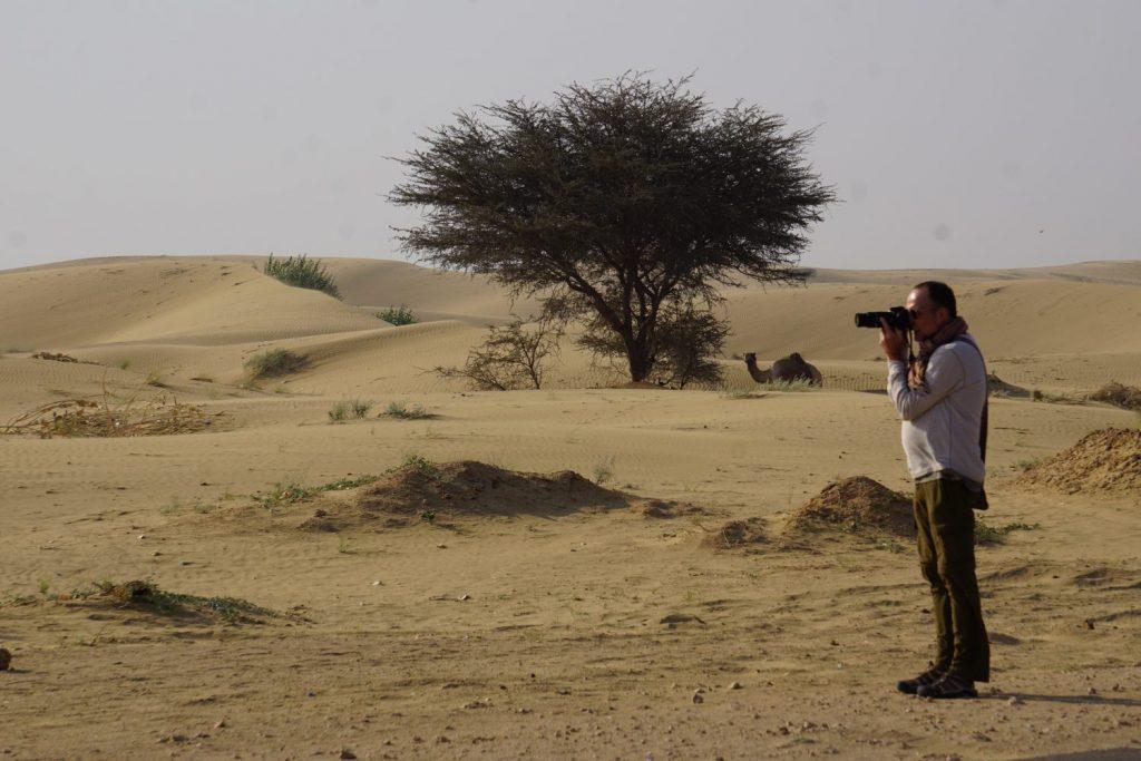 Craig & his camera