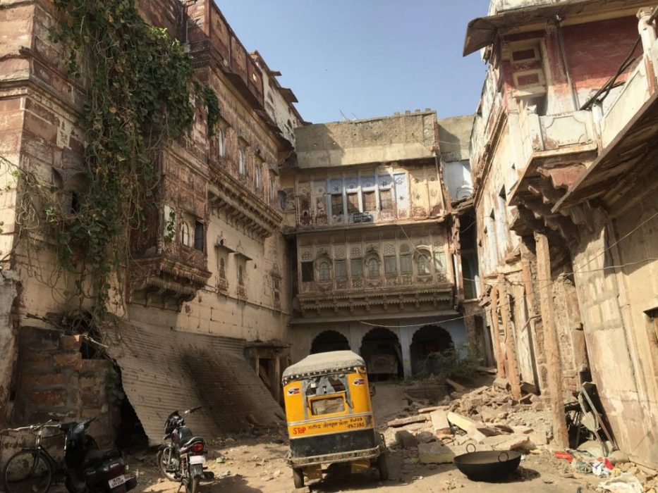 once a grand haveli