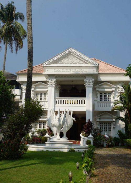 colonial grandeur