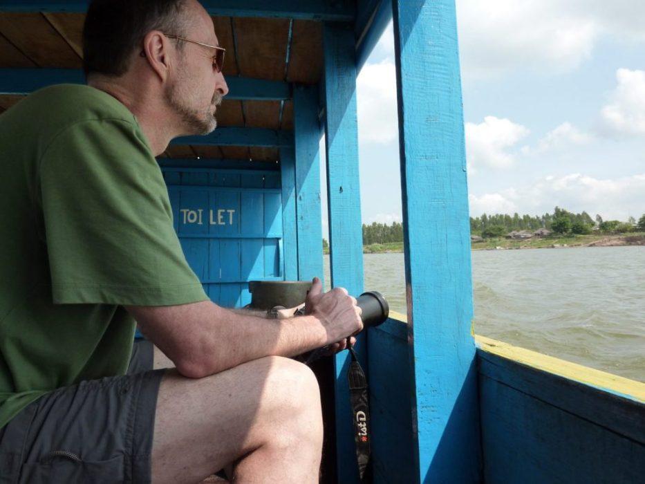 cruising the Mekong