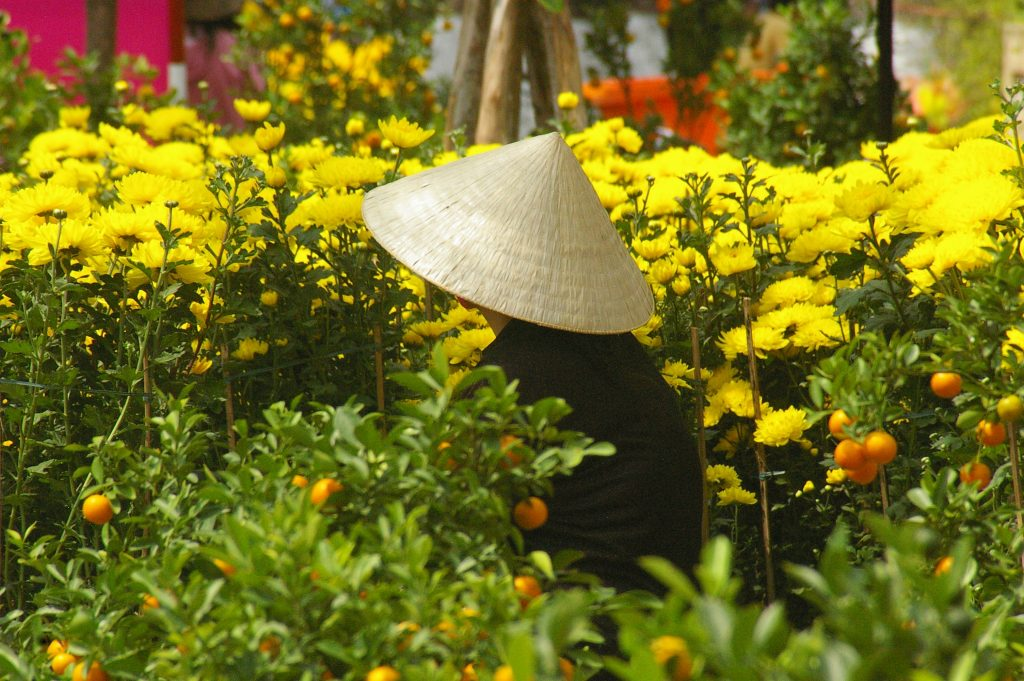 flower vendor