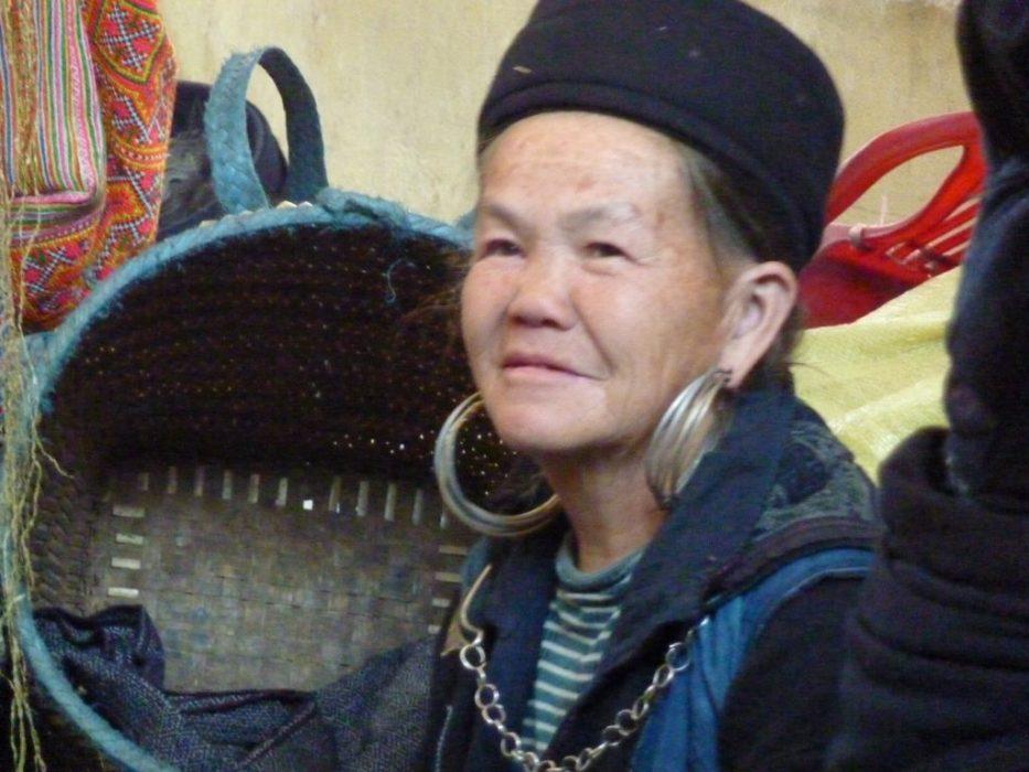 black Hmong beauty