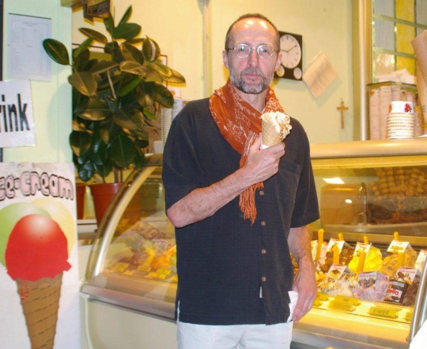 expensive ice cream!