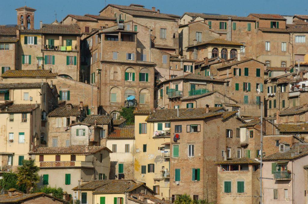 Siena housing