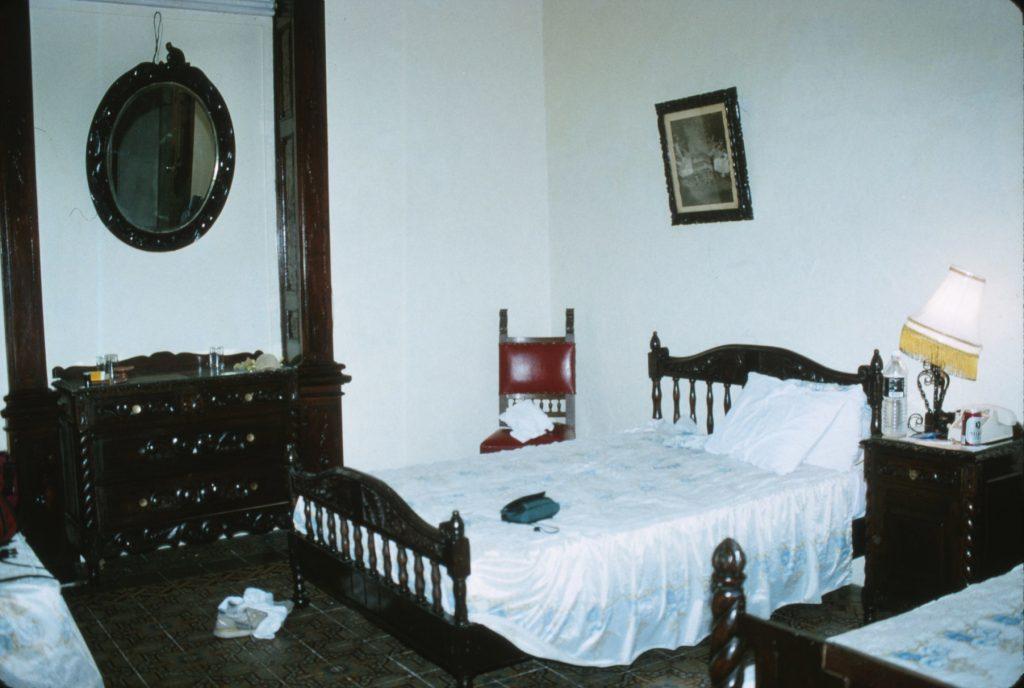 an atmospheric room