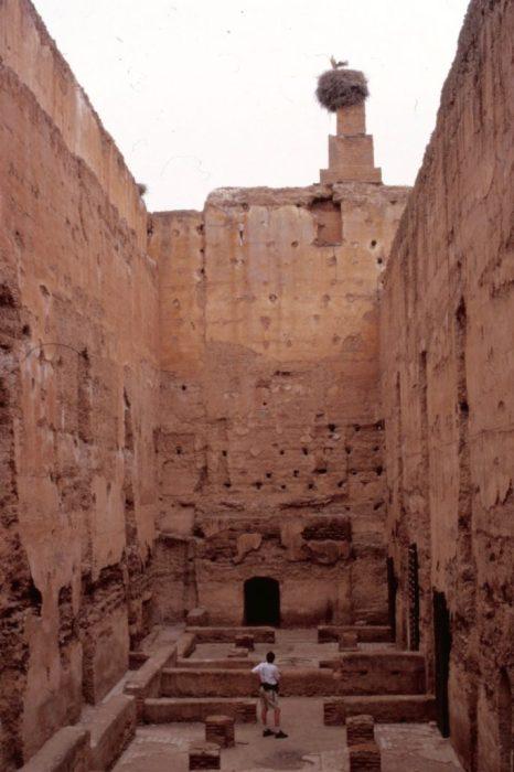 Marrakech ruins