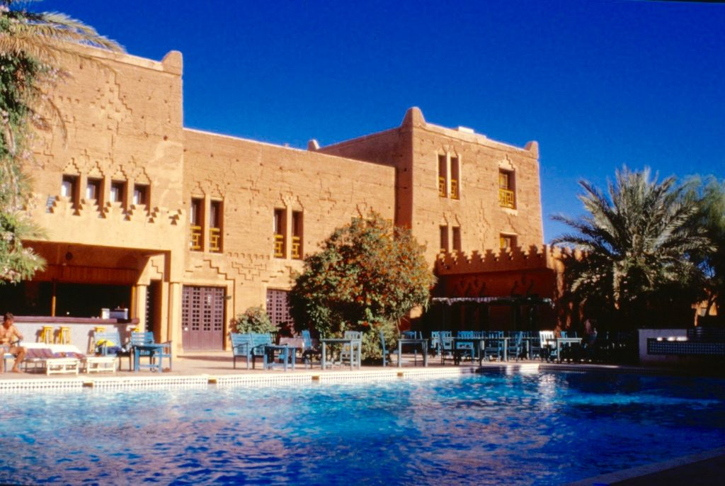 Ouarzazate Riad hotel