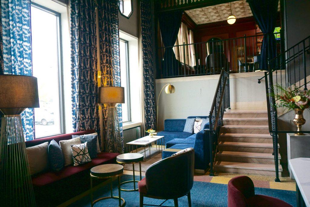 Holston House lobby