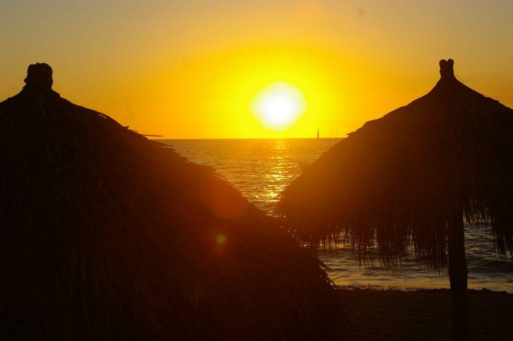 el termino del sol