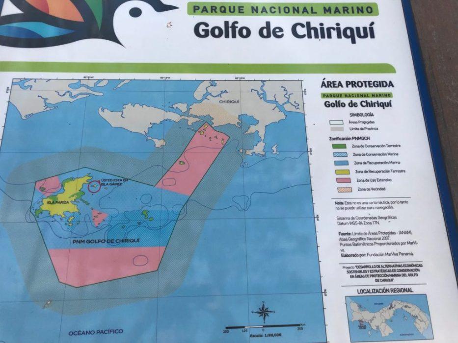 el Golfo de Chiriqui