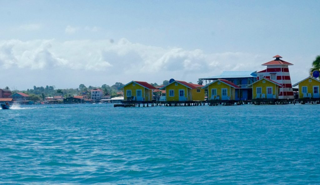Caranero Island