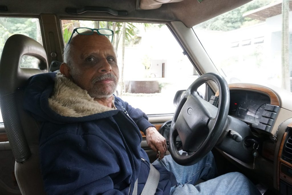 driver extrodinaire