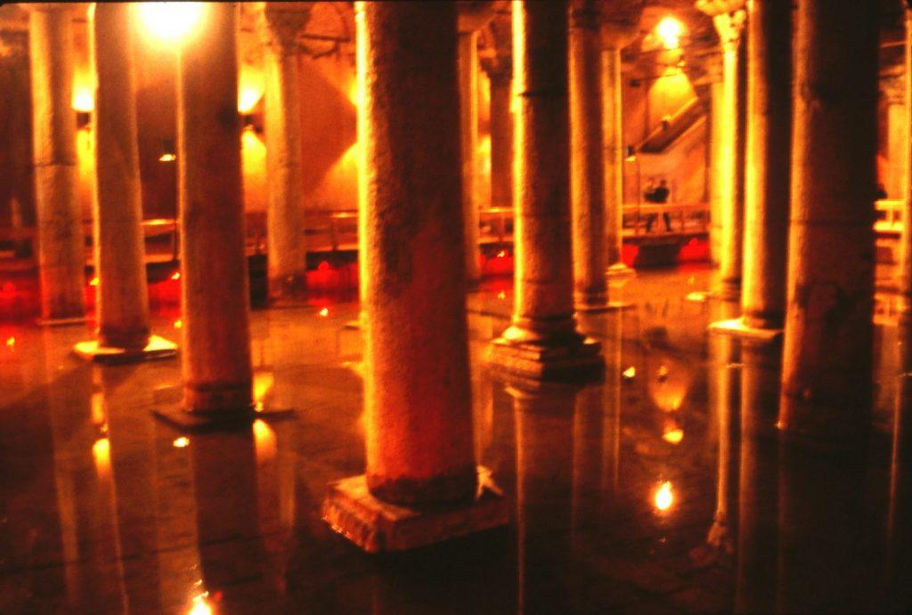 underground water cistern