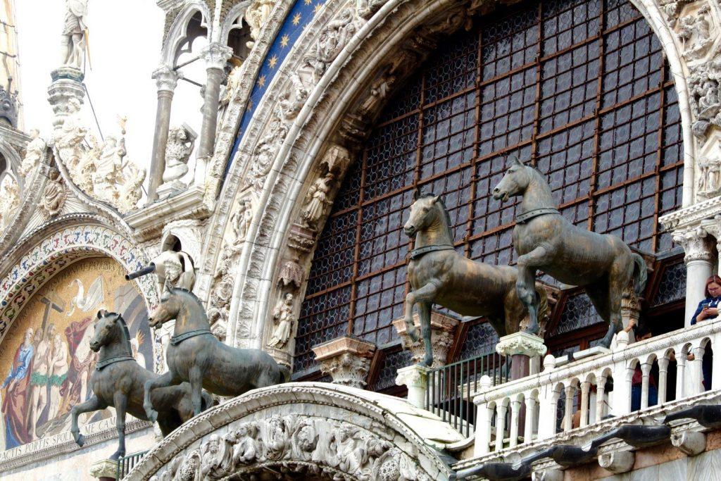 St Mark's horses