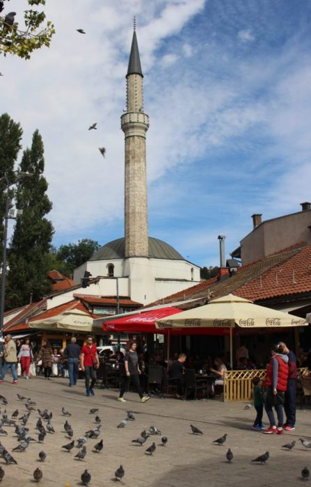 Bosnian Islam is very liberal.