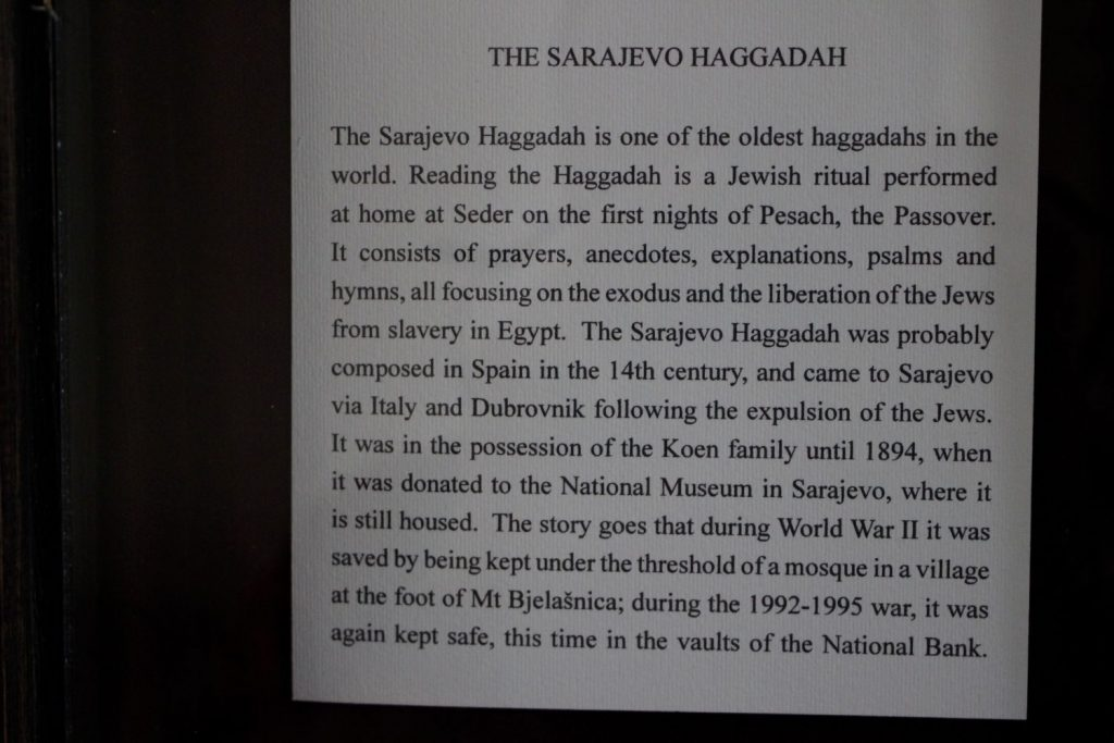 """Geraldine Brooks' """"The People of the Book"""" is a great read about the haggadah"""