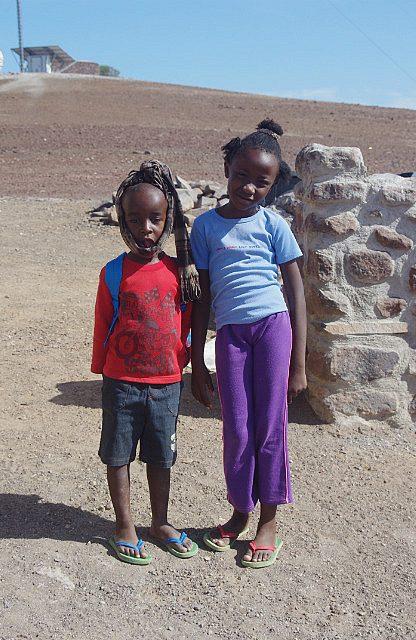 Damara kids