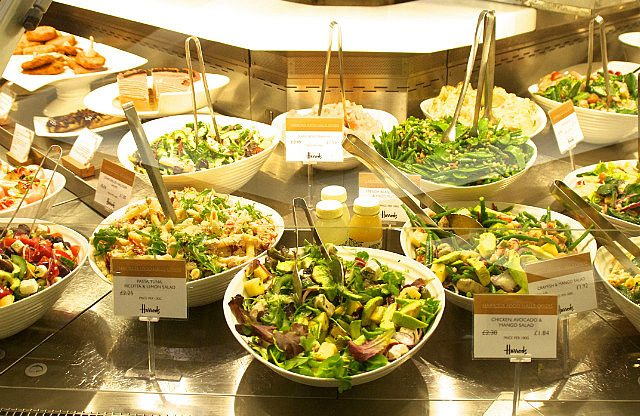 salads to die for