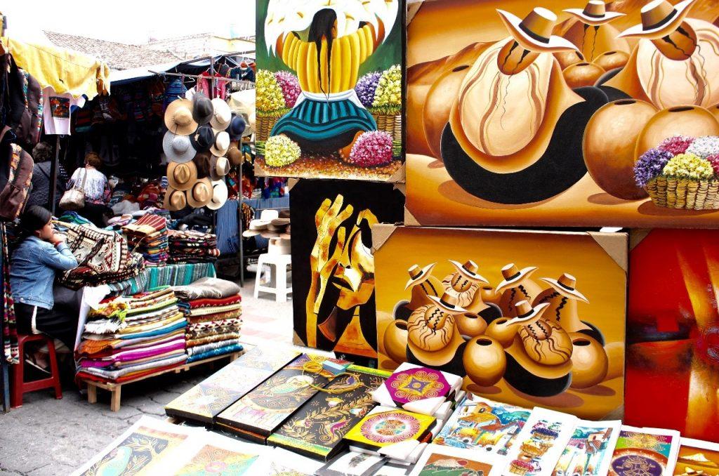 a teeny-weeny corner of the massive market