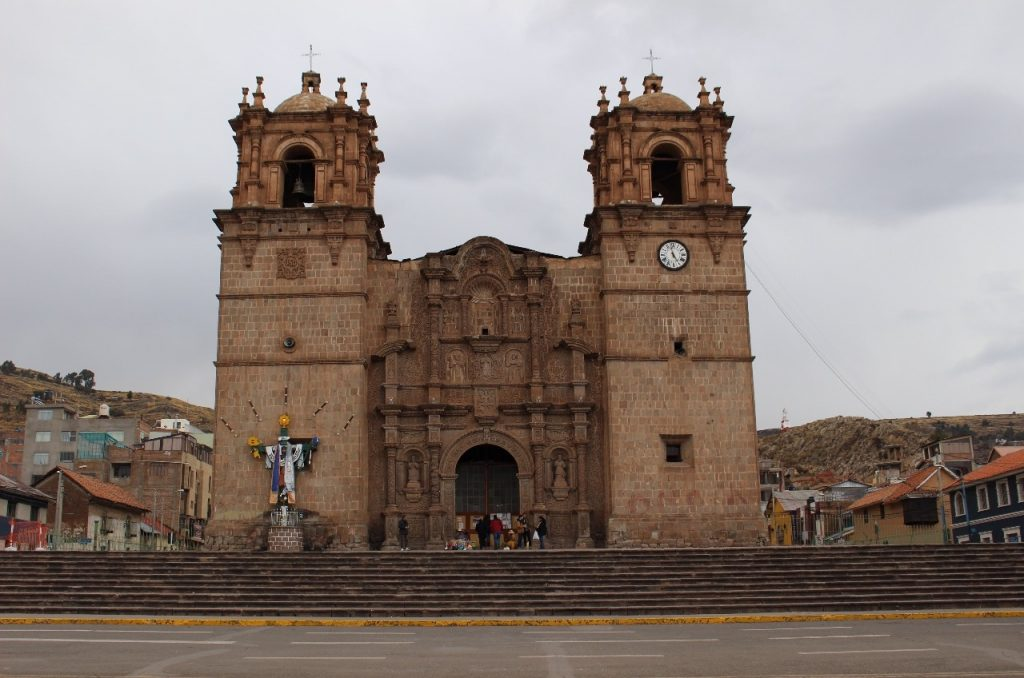 Puno cathedral