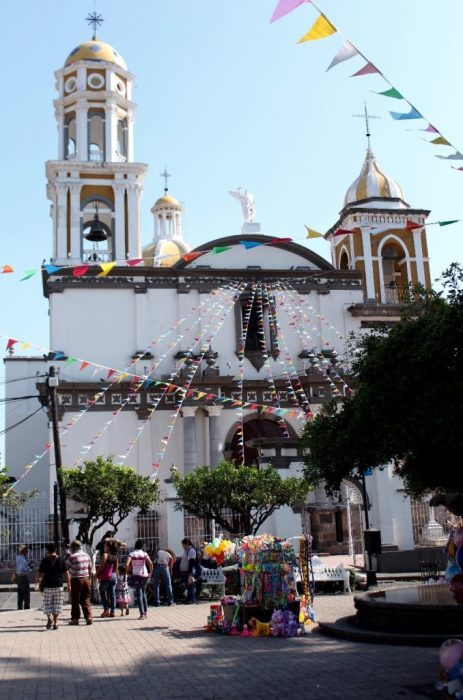 Comala church
