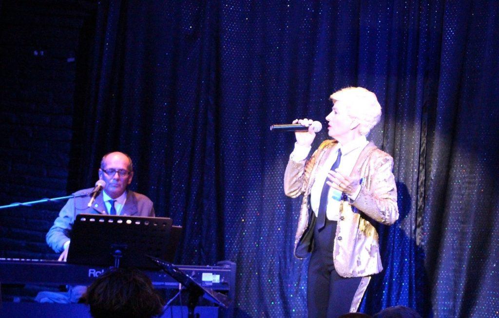 Annie Lennox tribute evening cabaret