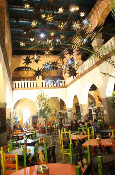 La Fonda del San Miguel restaurant