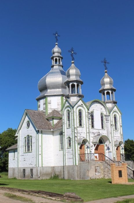 Wroxton Ukrainian Church