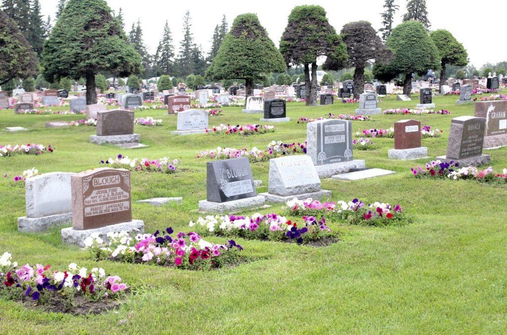 Neapawa cemetery