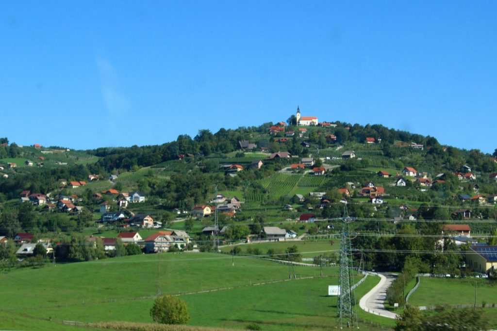 Slovenian countryside