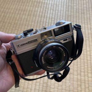 【カメラ】コンパクトカメラ買いました
