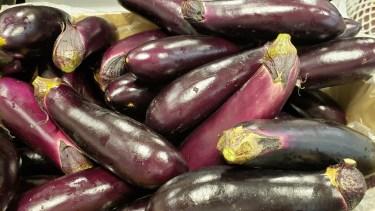 茄子を使った料理レシピ。簡単に作れる茄子の便利副菜