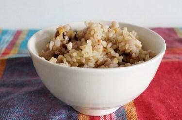 玄米と白米2合ではカロリーはどっちが低い?玄米の良さについて