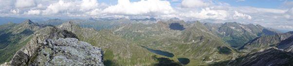 Von der Kalkspitze zum Giglachsee