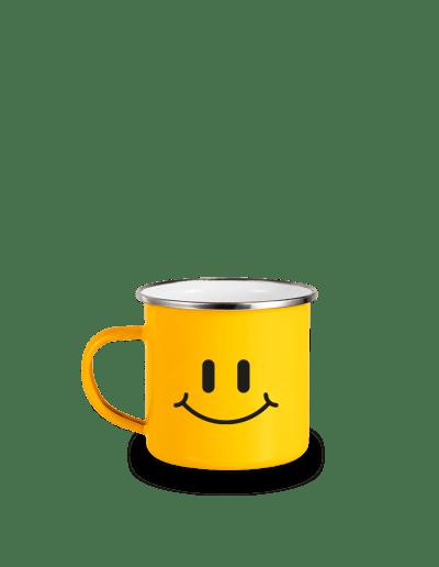 ØBO Good Vibes enamel mug