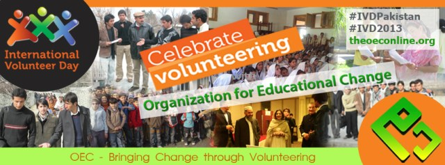 Happy International Volunteers Day